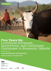 karamoja development programming