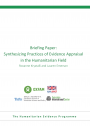 Briefing-Paper-Evidence-Appraisal-thumbnail