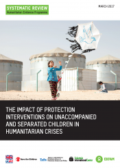 Protection of unattended children interventions cover