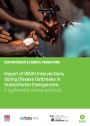 WASH Interventions during Disease Outbreaks