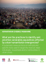 HEP-Urban-Humanitarian-Emergencies-thumbnail