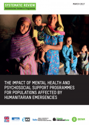 Impact of mental health interventions cover