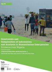 humanitarianism in Nigeria