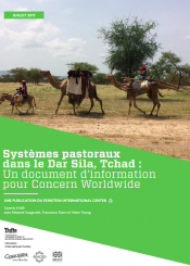 Pastoralism in Chad