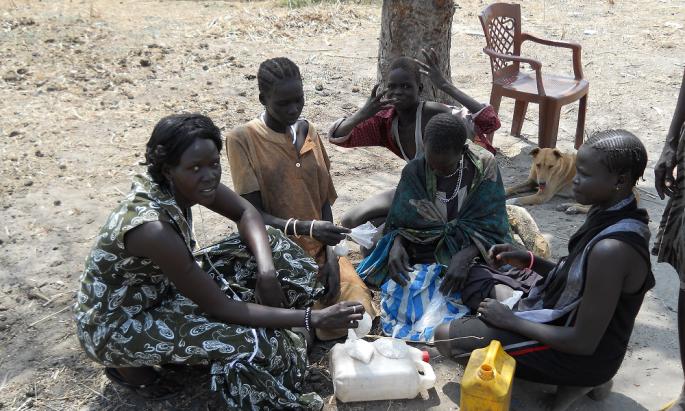 South Sudan Women