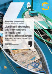Livelihoods, Vulnerability, Resilience, Food aid, Food security, Humanitarian Action, and Post-conflict action Research