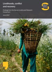 Conflicts, Gender, Livelihoods, Markets, and Micro finance research