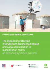 child protection in humanitarian crises