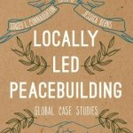 Cover of Locally Led Peacebuilding book