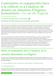 famine in Nigeria
