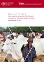 livelihood recovery in Uganda