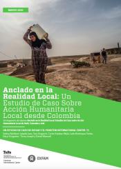 acción humanitaria local